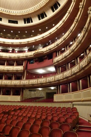 State Opera House-See my Vienna Trip List