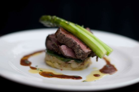 All in 1 Cafe: Signature Beef Filet Mignon