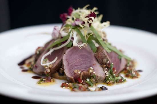 All in 1 Cafe: Tuna Nicoise Salad