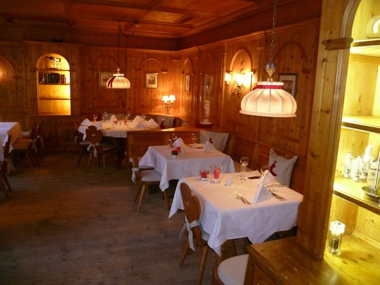 Sporthotel Reisch:                   Another lovely dining area