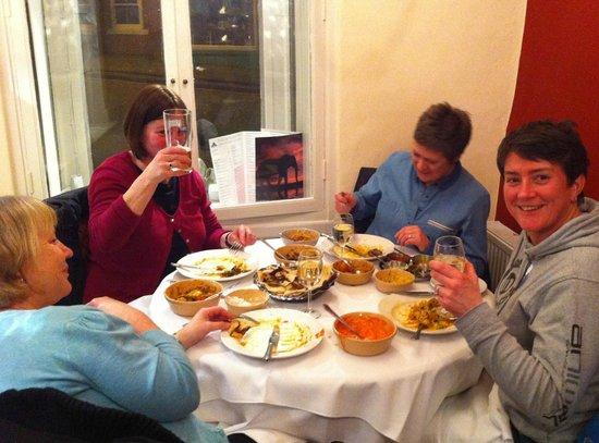 Bengal Merchant: cheers