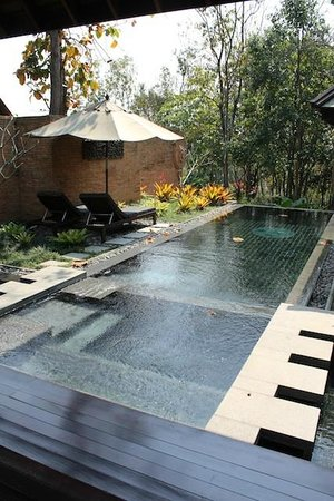 Four Seasons Resort Chiang Mai:                   The Four Seasons Mae Rim Thailand - pool villa