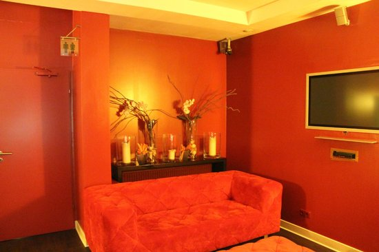 Ibis Styles Frankfurt City Hotel: Lounge