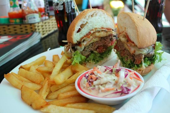 Phat Hamburgers :                   Hamburger