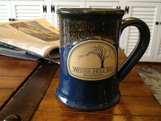 Woods Hole Inn:                   Coffee Mug