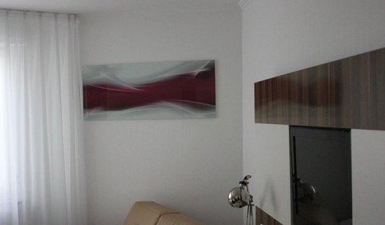 Ibis Styles Frankfurt City Hotel: Room