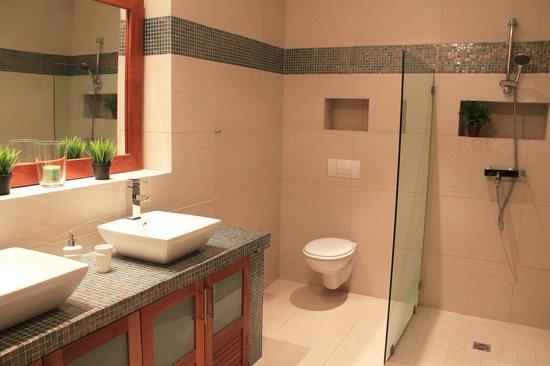 Beach Palace Cabarete: Guest Bathroom