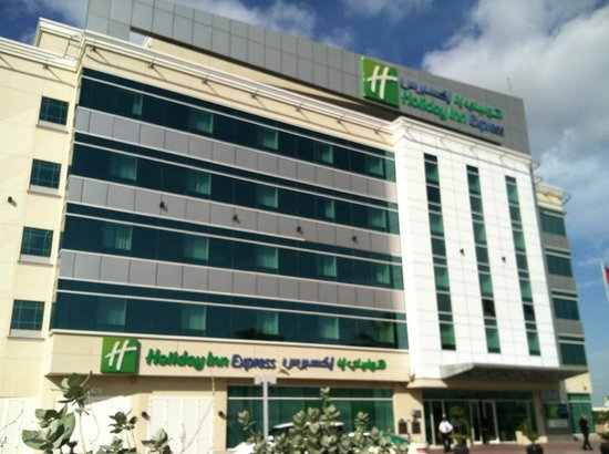 Holiday Inn Express Dubai Airport: Hotel