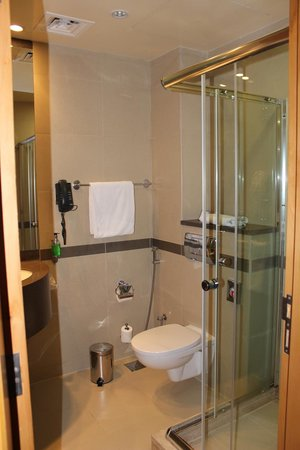Holiday Inn Express Dubai Airport: Bathroom Room #220