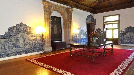 Pousada Mosteiro Guimarães: Hist. Saal