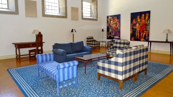Pousada Mosteiro Guimarães: Lounge