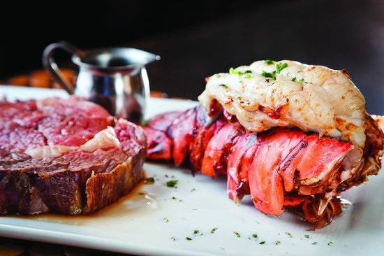 Hideaway Steakhouse: Steak & Lobster