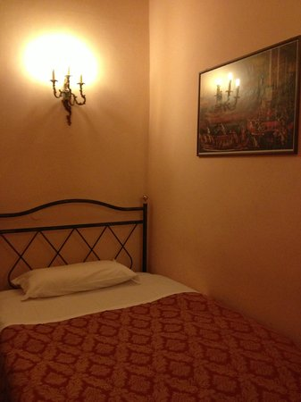 Albergo Doni : my room