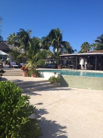 Grand Isle Resort & Spa:                                     pool area