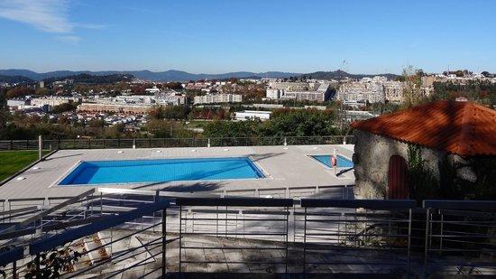 Pousada Mosteiro Guimarães: Pool