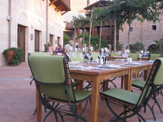 The Westin Resort, Costa Navarino:                   Italian Restaurant