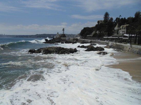 Hostal Providencia:                   Viña del Mar....cidade próxima, litoral muito bonito e muito fácil de chegar p