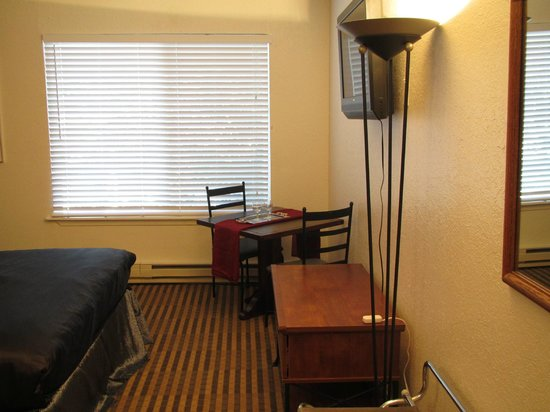 Best Choice Inn South Lake Tahoe: A Standard King Room