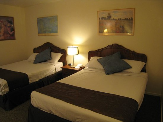Best Choice Inn South Lake Tahoe: Standard Queen Room