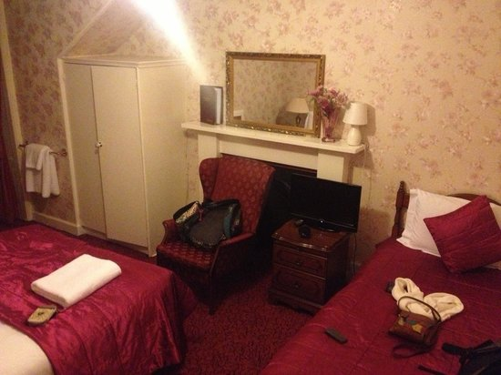 The Ben Doran Guest House:                   Double Room