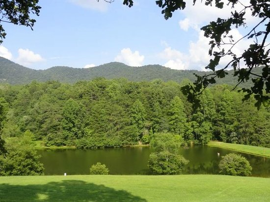 Trackrock Campground and Cabins:                                     Trackrock