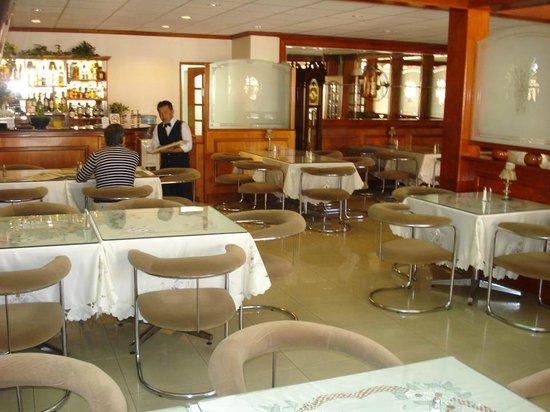 Hotel Ever Green: Restaurante