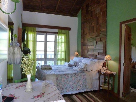 Pousada Rabo do Lagarto:                   Charming room