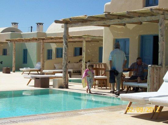 Black Rose Suites :                   suites avec piscine privée