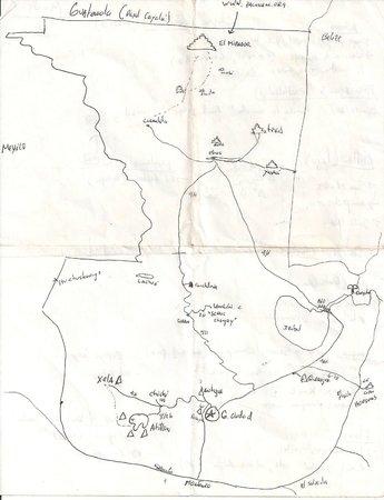 Quetzalroo:                   el mapa de marcos