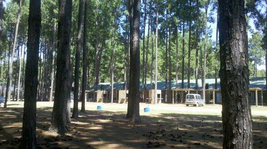 La Aldea Club de Campo:                   duplex de frente