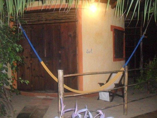 Posada Mexico:                   La habitación muy agradable