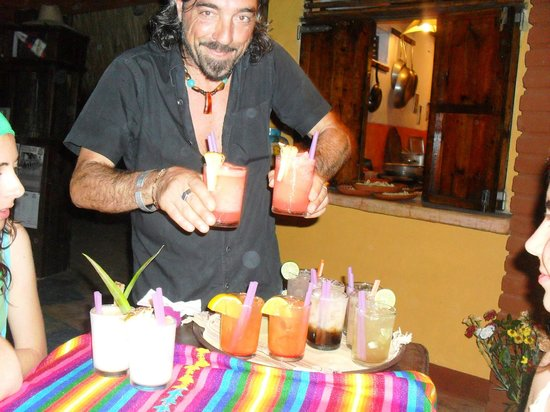 Posada Mexico:                   Atención  de primera