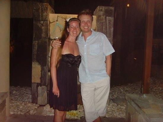 Coin de Mire Attitude:                   wedding anniversary