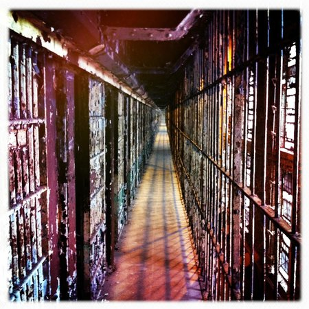 Ohio State Reformatory: Cell block
