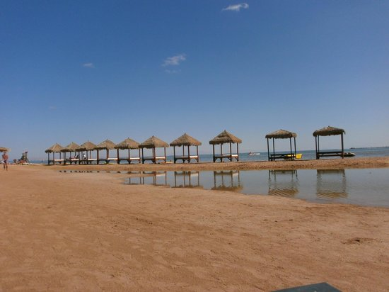 Egyptian Experience Sharm el-Sheikh:                   Pataya beach Naby bay - 10 mins taxi drive