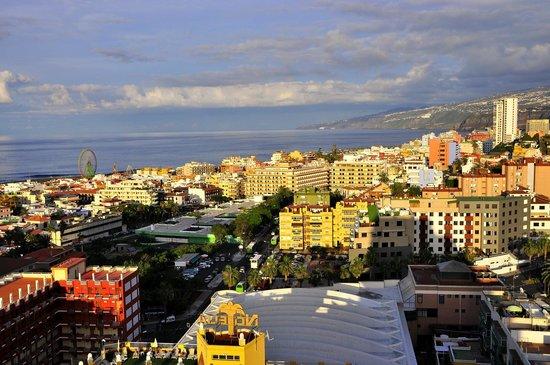 Be Live Adults Only Tenerife:                   panoramica puerto de la cruz