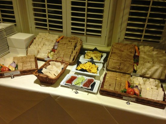 The Rochford Hotel: More buffet food