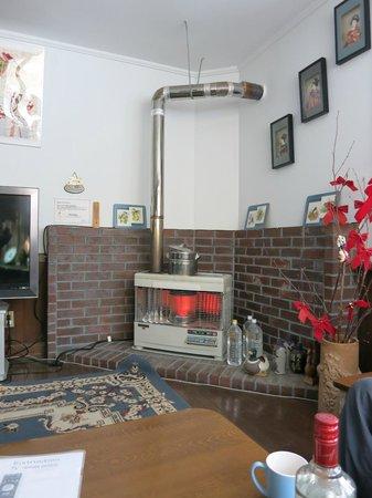 Australia House:                   Living room