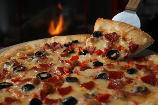 Crosswinds Grille: Wood Fired Pizza
