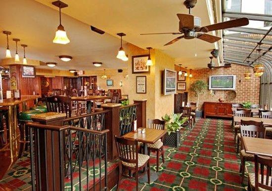 "O'Malley's Pub Tysons Corner : O'Malley's Pub ""Sun Deck"""