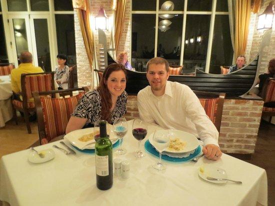 Iberostar Grand Hotel Rose Hall:                   dining