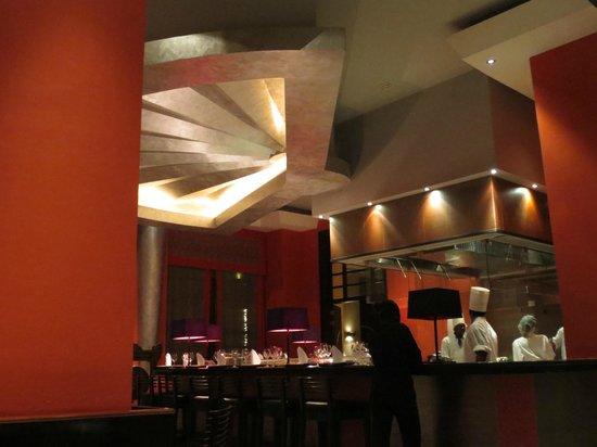 Iberostar Grand Hotel Rose Hall:                   Japanese restaurant