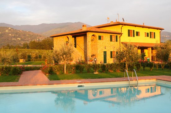Agriturismo Savernano:                   The B&B