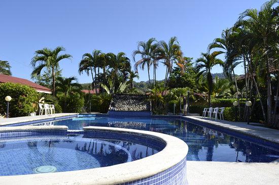 Hotel Villa Creole: Whirlpool
