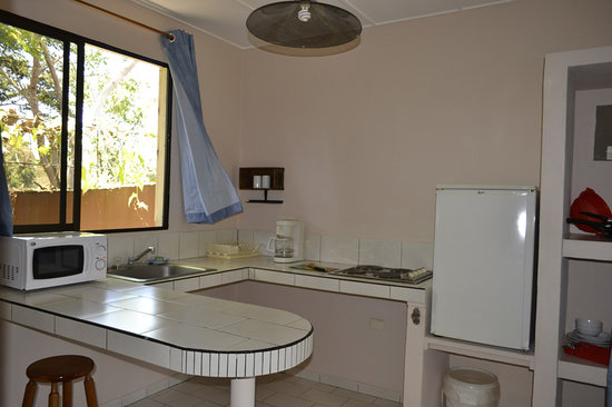 Hotel Villa Creole: Standard double kitchenette