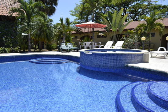 Hotel Villa Creole: Hotel Swimming Pool