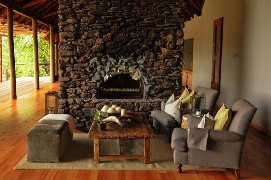 Lion Sands - Tinga Lodge:                   Perfect place to unwind
