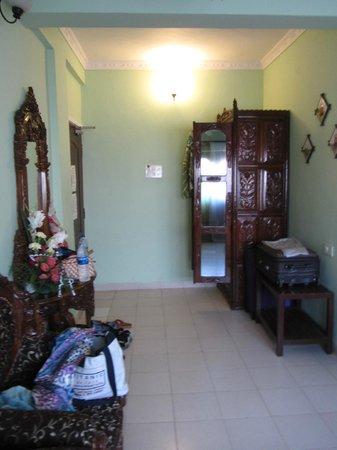Hotel Villa Theresa:                   номер