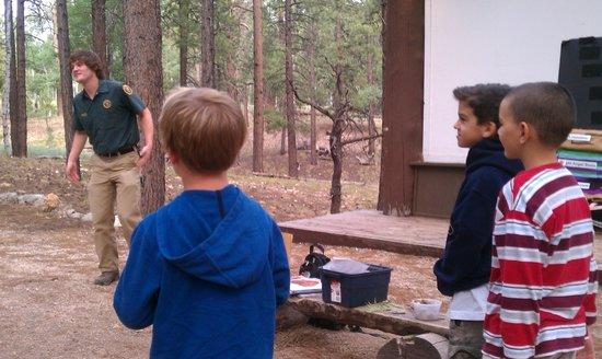 North Rim Campground 사진