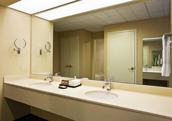 St. Louis City Center Hotel: Bathroom